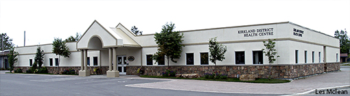 Kirkland and District Family Health Team Office